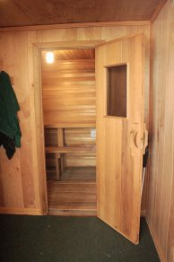 Sauna fińska w domu